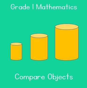 Gr 1 Compare Objects [PDF]